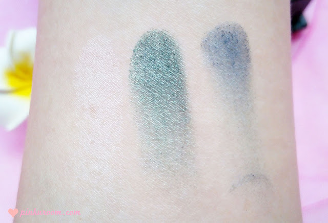Too Faced Smoky Eye Shadow Collection Review Pinkuroom fahion smoke Swatch