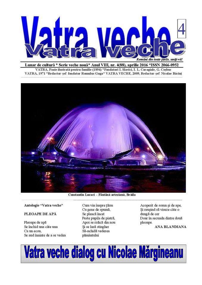 VATRA VECHE 4 (88)