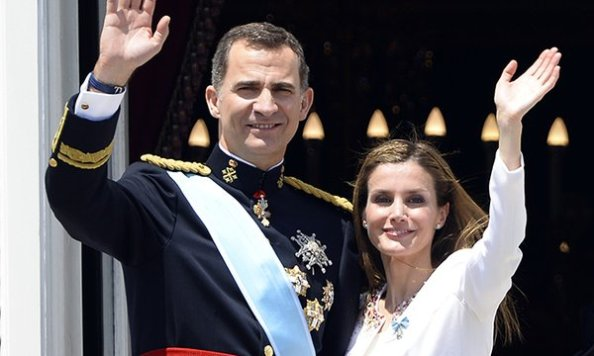 King Felipe and Queen Letizia of Spain will pay a State Visit to the UK
