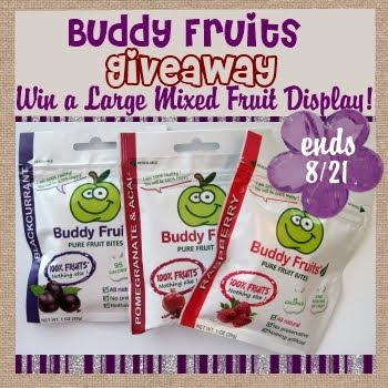 healthy snacks, blended fruit pouches, buddy fruits