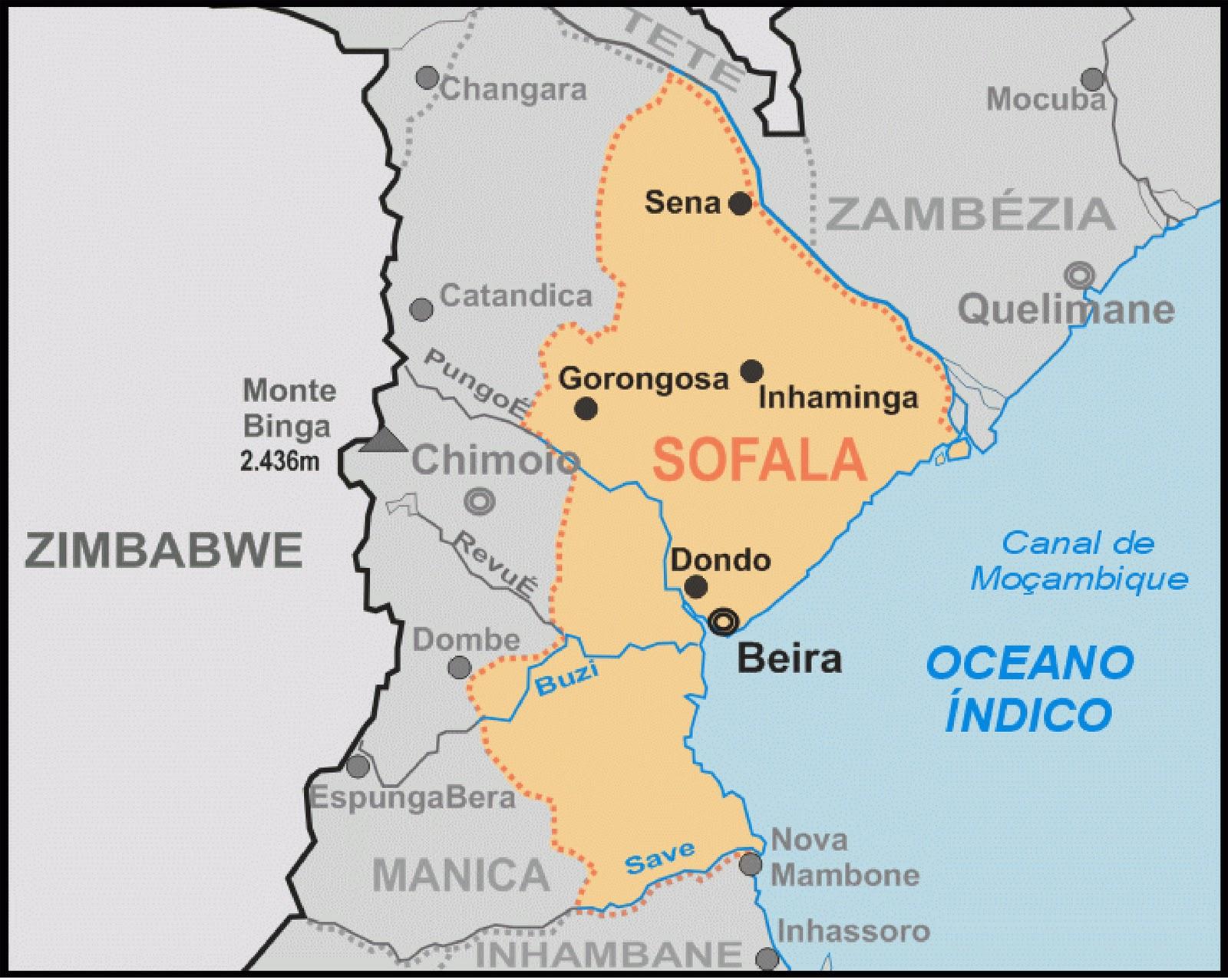 Cultura Sena  Moambique