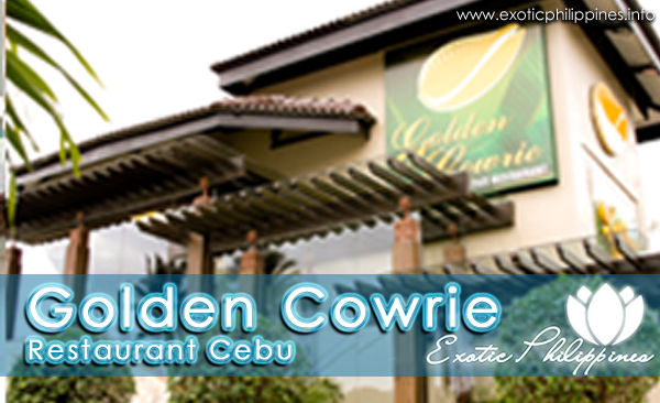 Golden Cowrie Restaurant Cebu