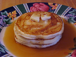 Pancakes du Maine
