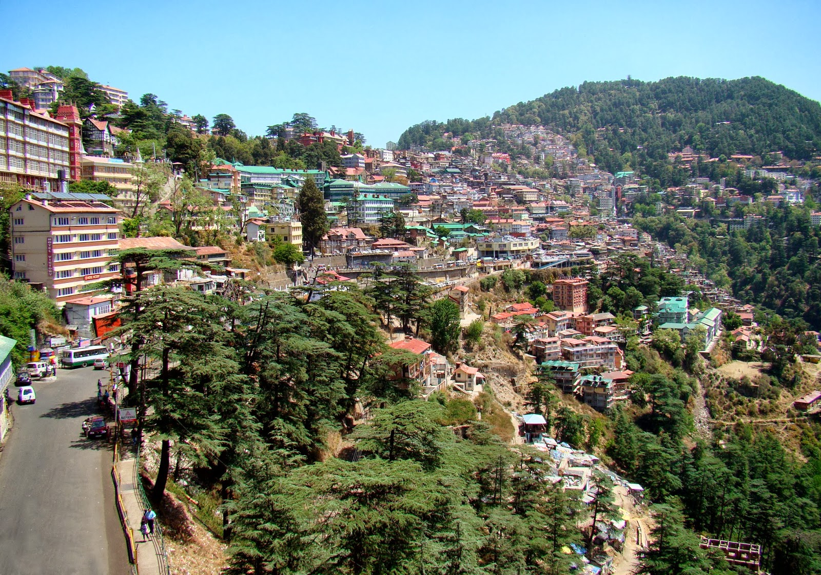 Summer Holidays in Shimla