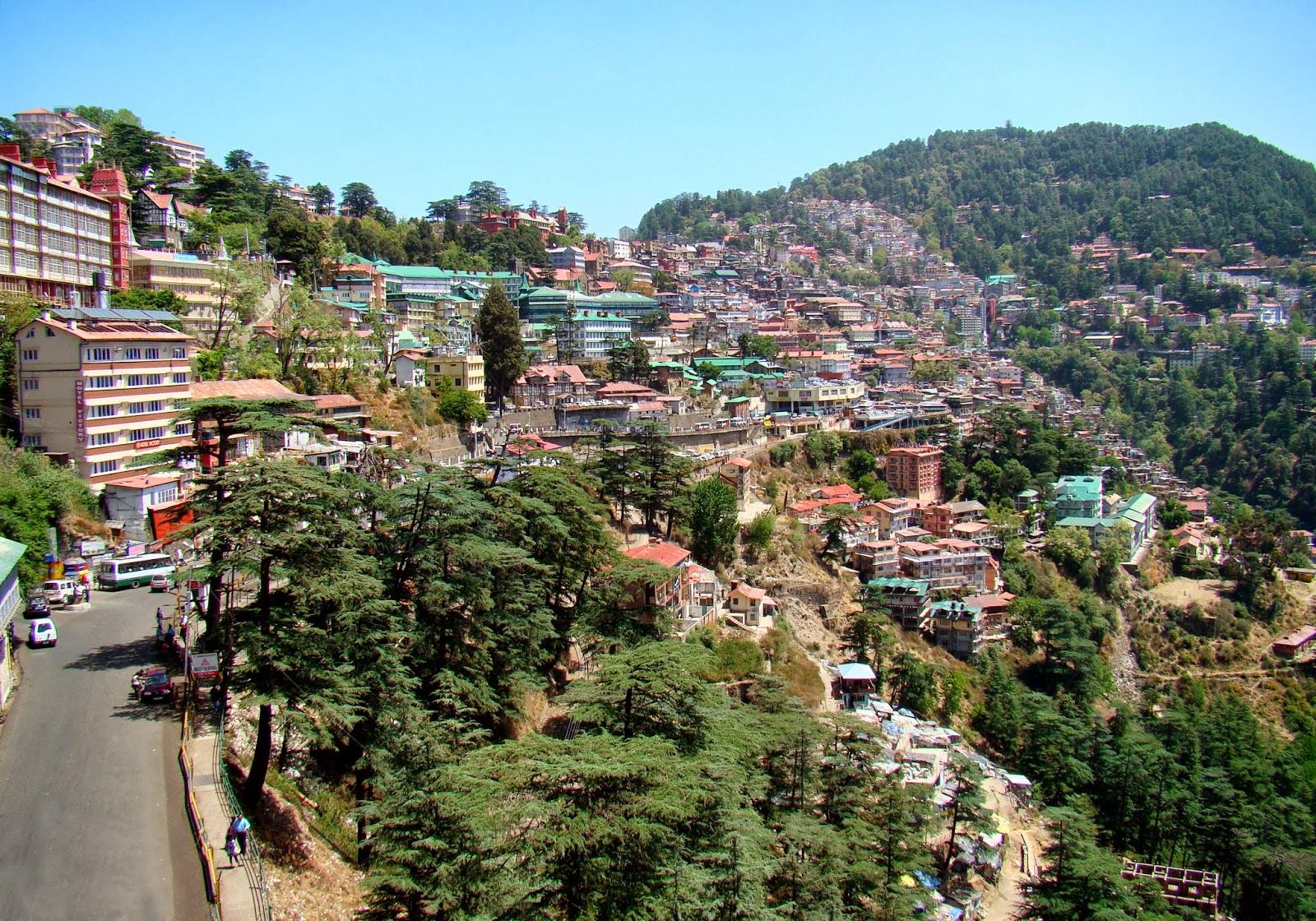 Summer Holidays in Shimla