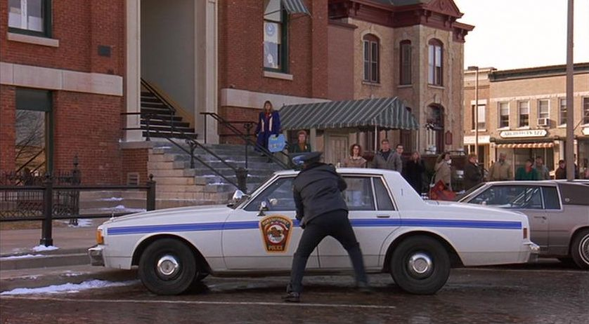 Filming Locations of Chicago and Los Angeles: Groundhog Day