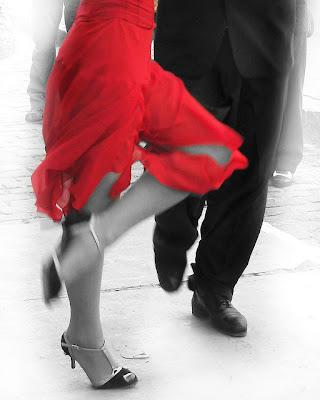 pantofi tango