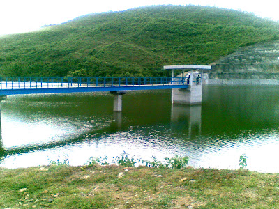 Waduk Panohan - Wisata Alam Bendungan di Rembang