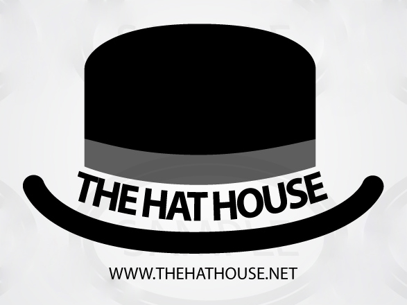 Hat logo of bowler derby - the hat house ny