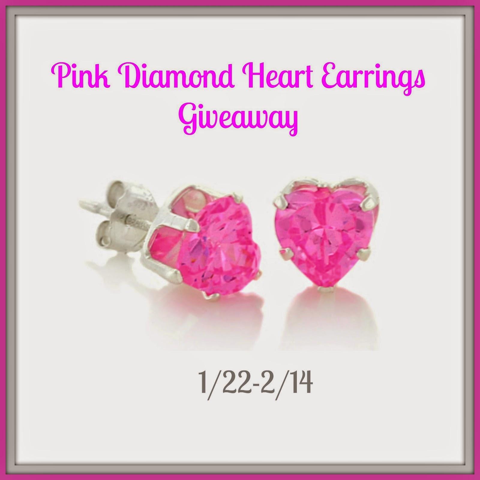 Diamond giveaway
