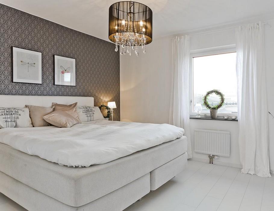 Lovely deco plein feu sur la chambre le style scandinave - Style scandinave deco ...