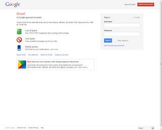 cara membuat email dari gmail