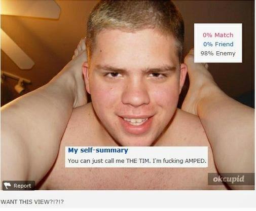 creepiest dating profiles
