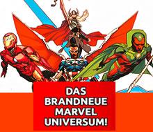 Das neue Marvel Universum
