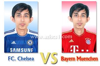 Chelsea FC VS Bayern Muenchen
