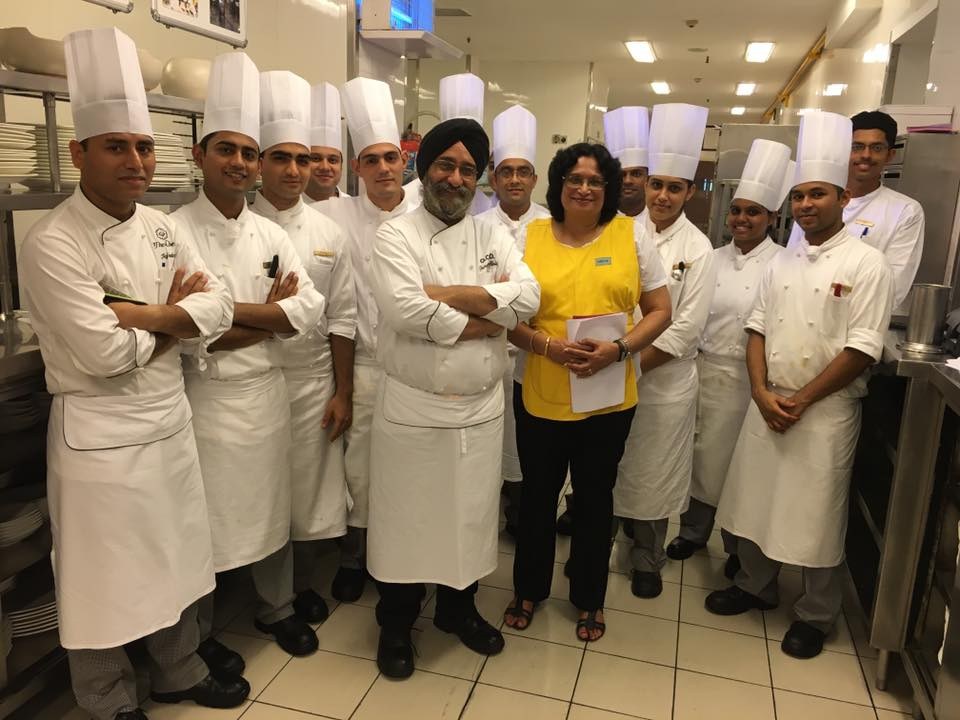 Cooking Workshop at the Oberoi Mumbai in Colonial Anglo-Indian Cuisine