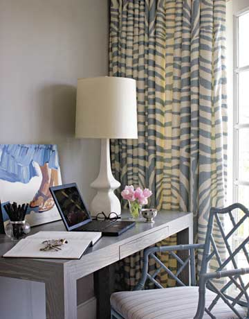 April Interiors Simple Guidelines To Hanging Drapes