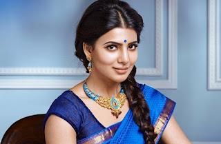 Samantha latest jewellery image