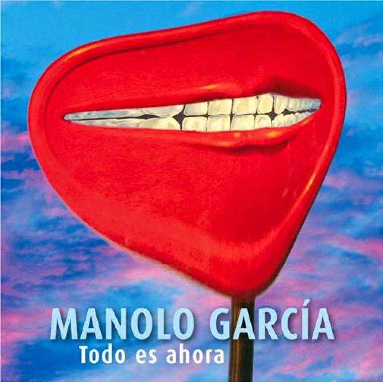 todo es ahora,Manolo Garcia mp3