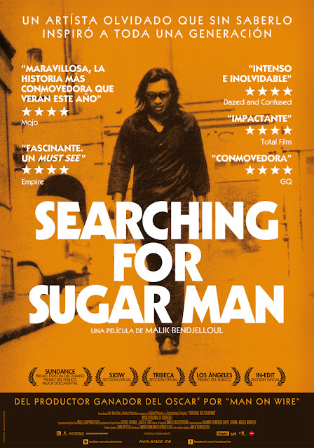 Searching for Sugar Man Sixto Rodriguez