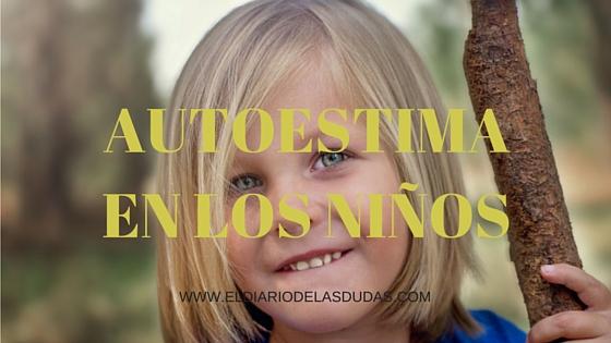 AUTOESTIMA-NIÑOS