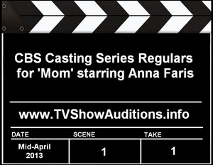CBS Series Pilot Mom Casting Auditions