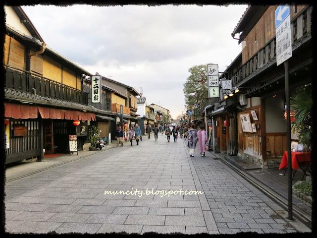 Lalalaland...: Kyoto : Geisha in Gion
