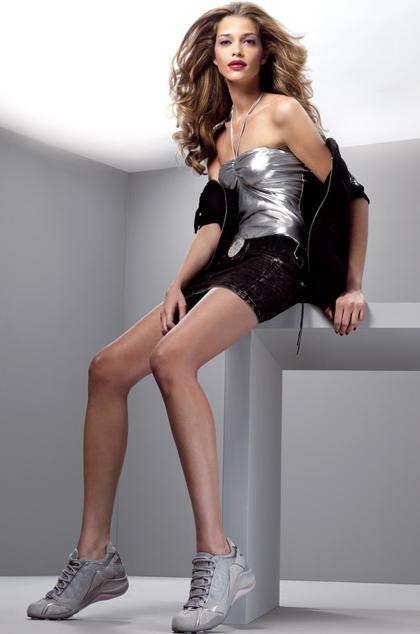 Ana Beatriz Barros, Fornarina fashion,Model