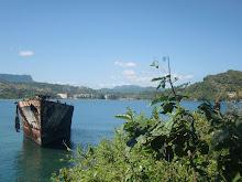 wrak bij Baracoa
