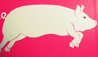 pigs will fly, MaddAddam, Margaret Atwood, book, hardback,