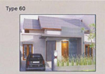desain dan denah rumah minimalis type 60 desain denah