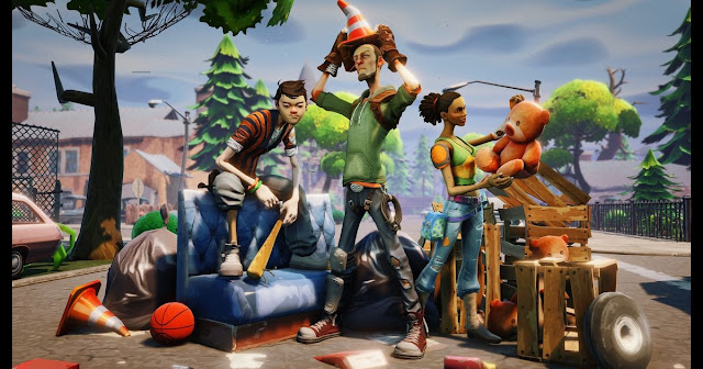 Download Fortnite Full Version PC Game File