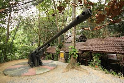 (Malaysia) - Penang - War Museum