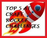 2 x Craft Rocket Top 5