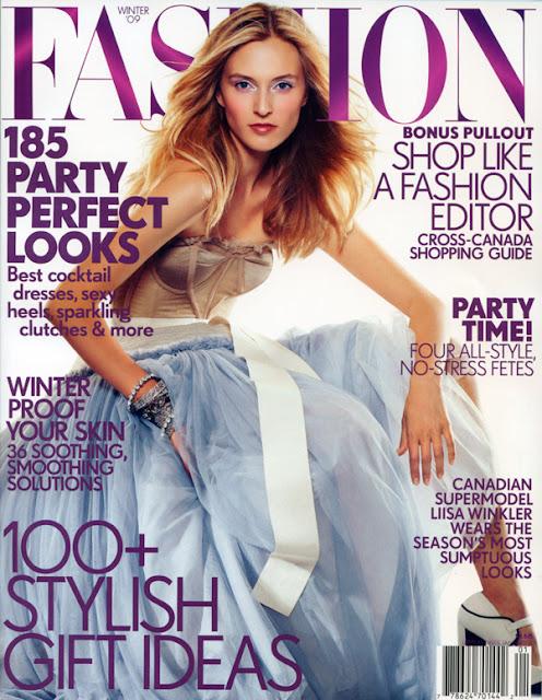 magazine fashion beauty