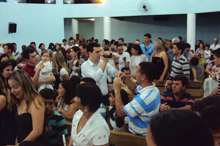 batizado em 07/08/2011