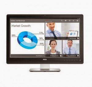Buy Dell 27 inch LED – UZ2715H Monitor Rs.35,150 at Flipkart