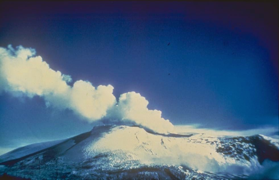 Gunung Nevado del Ruiz