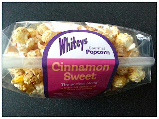 Whiteys Cinnamon Sweet Gourmet Popcorn