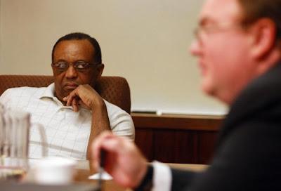 NAACP Leader Talks With KKK Leader