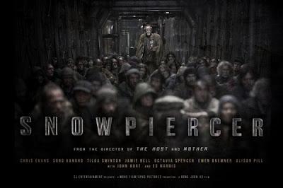 Snowpiercer New Banner Poster