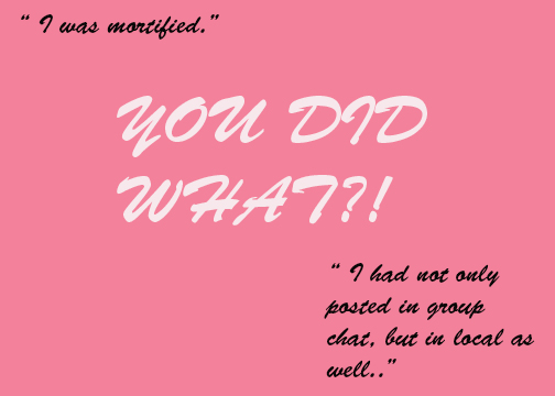 YOU DID WHAT?! - Funny and Embarrassing Stories in the ...