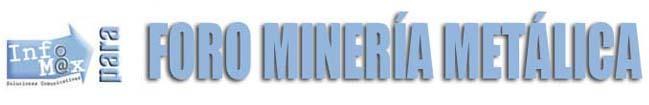 Foro Minería Metálica