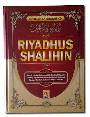 Download Kitab Riyadhus Shalihin