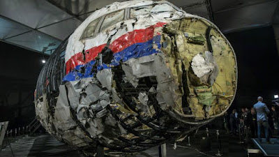 The report on the investigation into the crash of Malaysian Airlines Flight MH17 was published