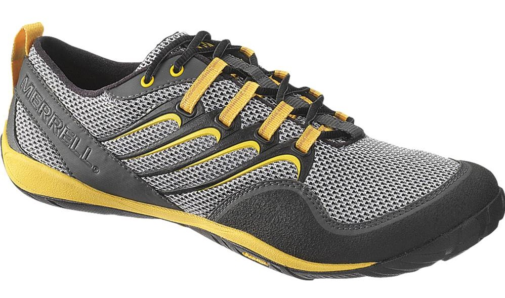 merrell barefoot trail glove shoe review