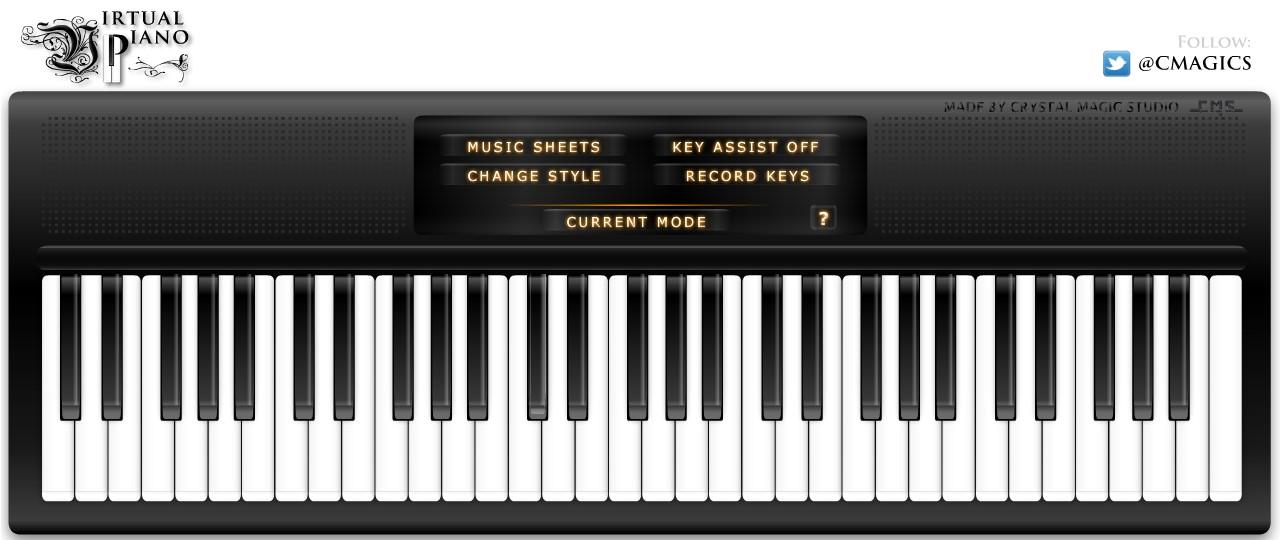 Virtual piano download ipad