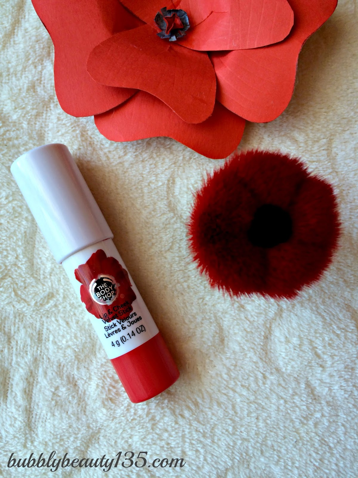 The Body Shop | Smoky Poppy Collection | www.bubblybeauty135.com