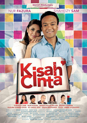 Tonton Kisah Cinta Slot Lestary TV3 Full Episod