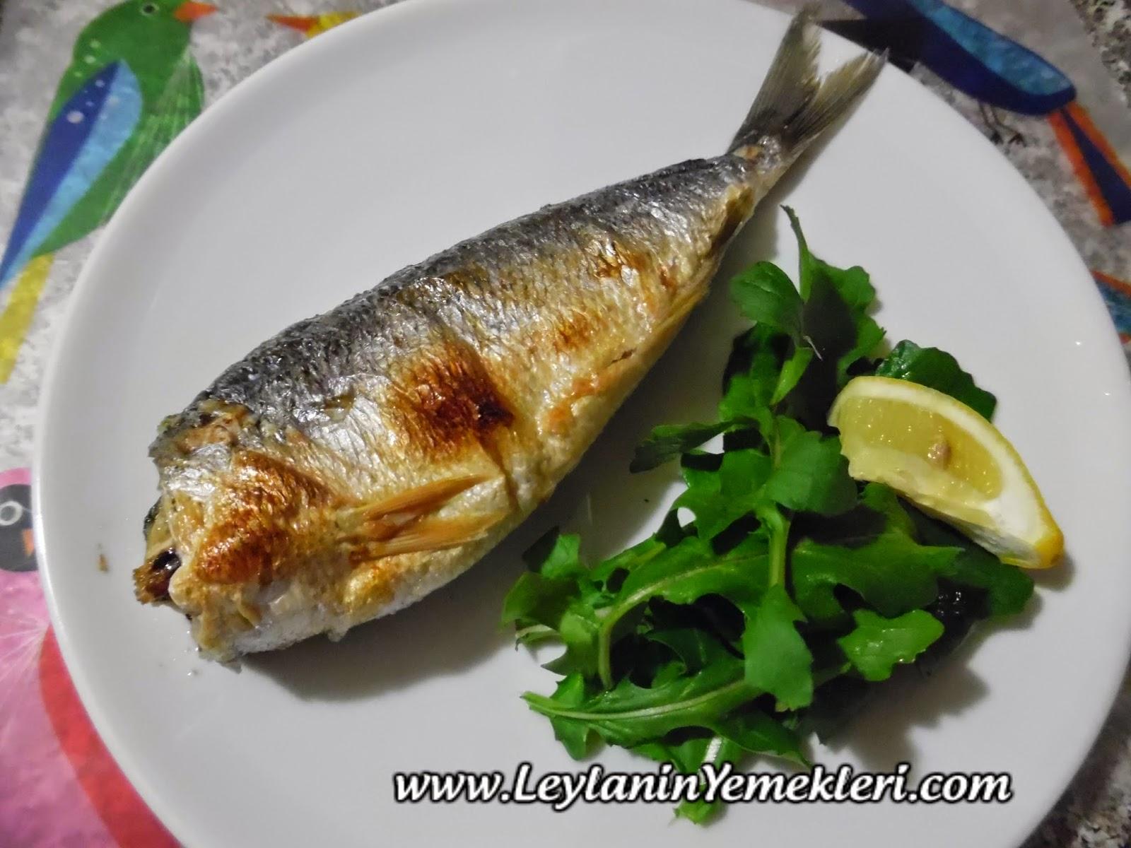 Mutfaktaki Balık Kokusu Nasıl Çıkar